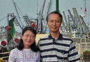 河野牧師夫妻・釧路にて